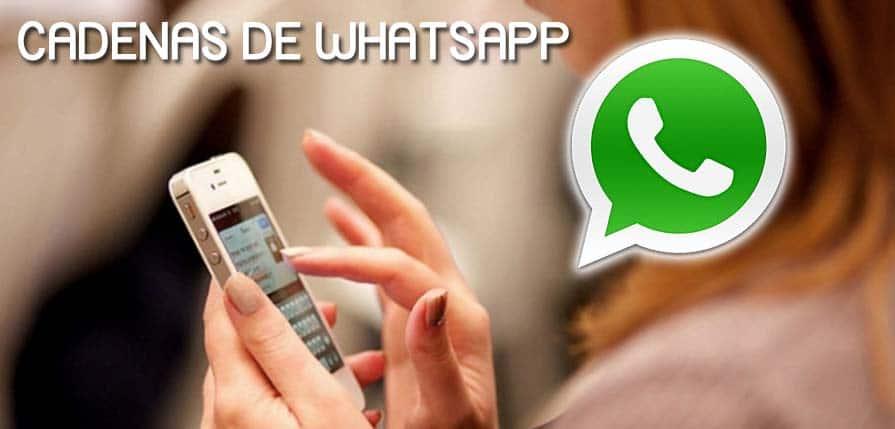 Cadenas Para Whatsapp Nuevos Retos Para Wasap Hot Y Mas